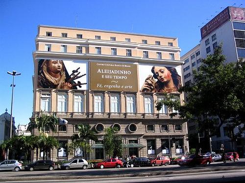 Foto 8a - Centro Cultural Banco do Brasil