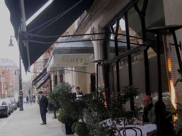 Scotts London