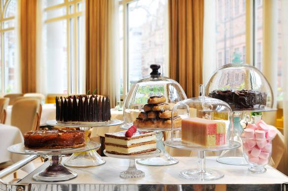 Connaught Couture Afternoon Tea