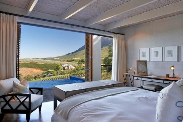 Stellenbosch - Hotel Delaire Graff Estate - Acomodações - Divulgação