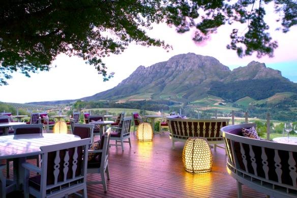 Stellenbosch - Hotel Delaire Graff Estate - Restaurante - Divulgação