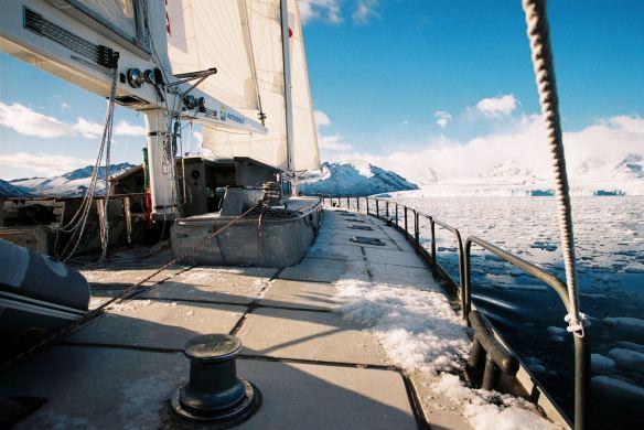 Antartica Paratii2 Amyr Klink