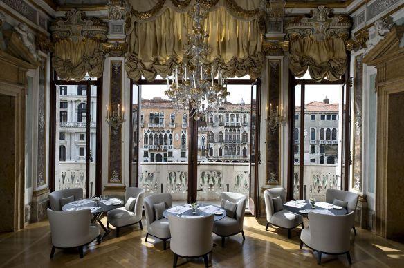 Aman Canal Grande Venice - Piano Nobile Dining Room Veneza