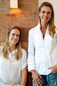 Arquitetas Maria Claudia e Maria Paula Brasil