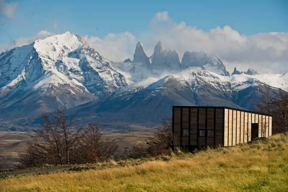 Exterior Awasi Patagonia travel whiz