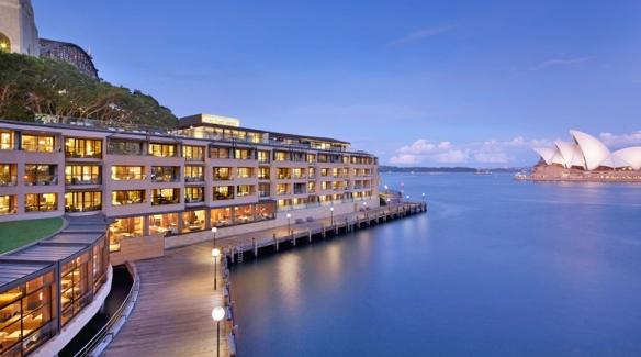 Hotéis - Park Hyatt Sydney (1)