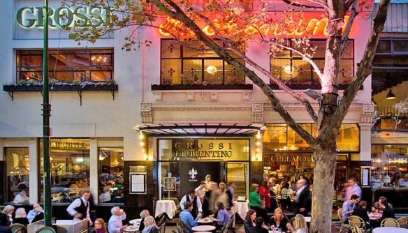 Restaurantes - Melbourne - Grossi Florentino