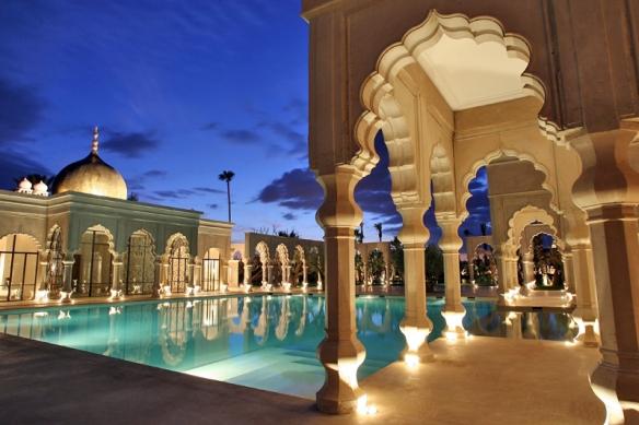 4. Hotéis - Palais Namaskar