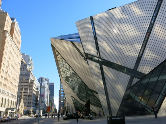 Bloor and ROM Toronto