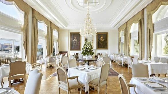 1.3 Atenas - Hotel King George Athens - Restaurant