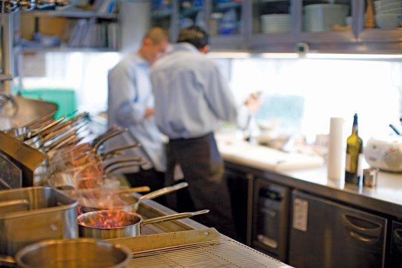 11 - 0. imagem generica crédito The Restaurant