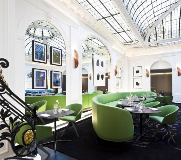Hotel Vernier Paris  restaurant