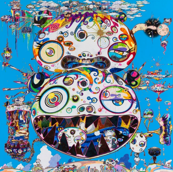 Takashi Murakami, Tan Tan Bo- In Communication