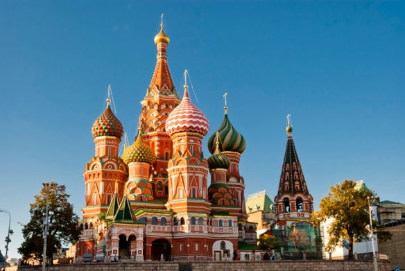 7 - Russia - Moscow - St. Basil