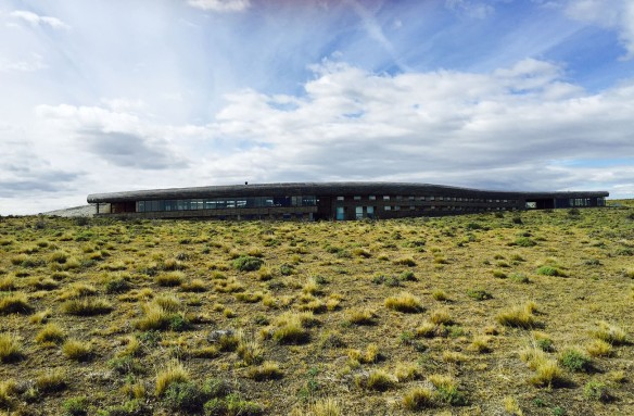 Tierra Patagonia fachada