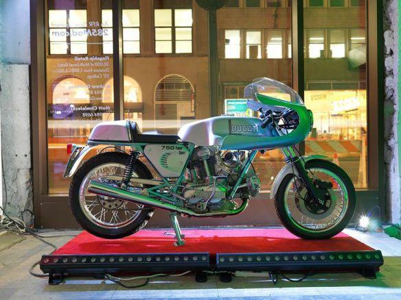 Ducati Green