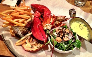Burger & Lobster NYC