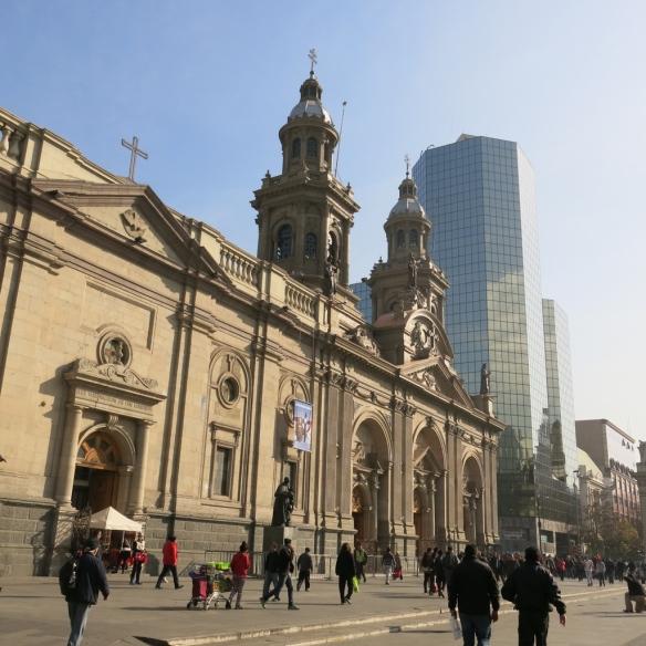 Centro de Santiago, Catedral
