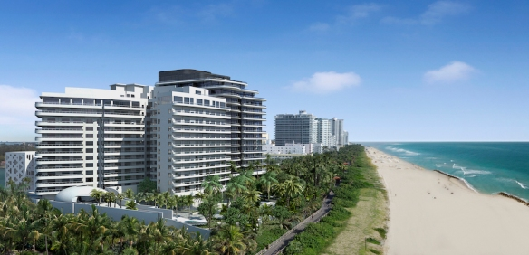 FAENA HOTEL MIAMI BEACH, VIEW