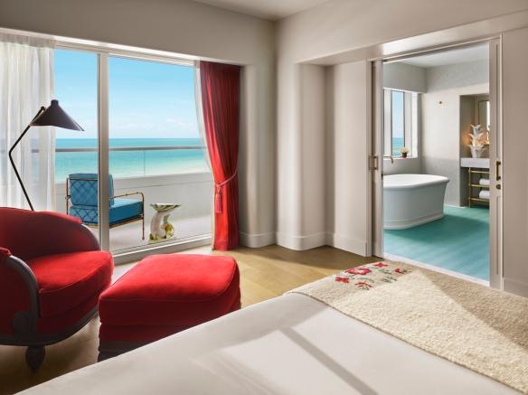 Faena Miami Beach Bedroom